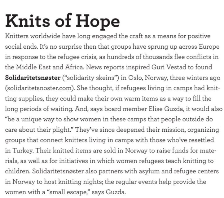 Knits of Hope